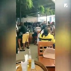 Leaked Clip of 1824 Club Party Prompts Health Ministry's Warning