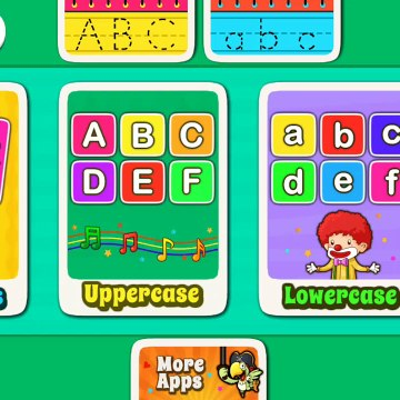 Toddler Learning Cartoon ABC