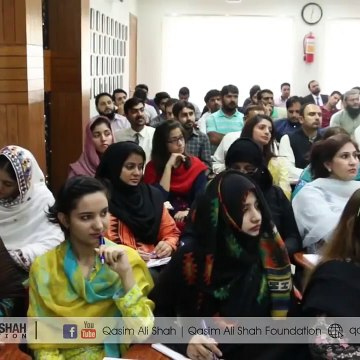 Presentation Skills & Viewers Engagement | Haseeb Khan