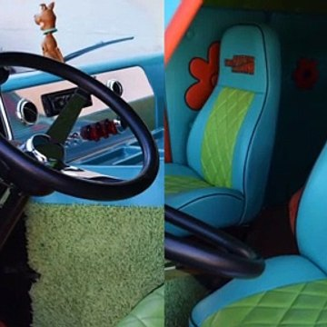 The Mystery Machine Is For Sale Now!:)