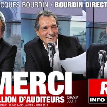 Jean-Jacques Bourdin sur le point de quitter la matinale de RMC ?