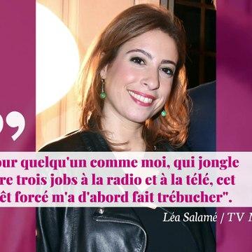 """Léa Salamé : pourquoi le confinement a été une """"souffrance absolue"""" pour elle"""