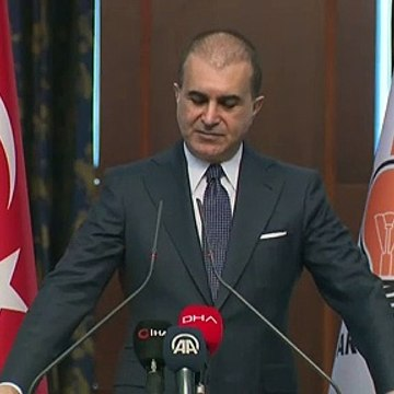 Son dakika... AK Parti Sözcüsü Çelik: Türkiye'de provokasyona geçit vermeyeceğiz