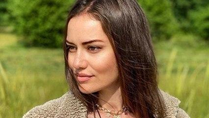 أسرار جمال ورشاقة الممثلة التركية فهرية أفجان