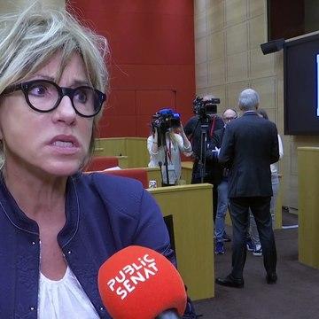Lubrizol: Nicole Bonnefoy demande la mise en place de deux registres de morbidité