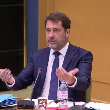 """Christophe Castaner: """"prêt à étudier toutes les solutions qui permettent d'élargir les conditions du vote"""""""