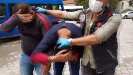 Samsun'da Uyuşturucu Operasyonu: 2'si Yabancı Uyruklu 5 Gözaltı