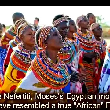 BIBLICAL ISRAELITES WERE BLACK, And Still Are Today!