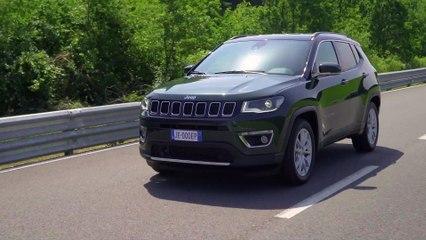 Vídeo: nuevo Jeep Compass 2020