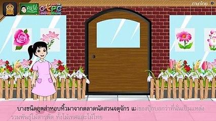สื่อการเรียนการสอน อ่านเสริมเติมความรู้นิราศเรื่อง ดวงจันทร์ของลำเจียกป.4ภาษาไทย