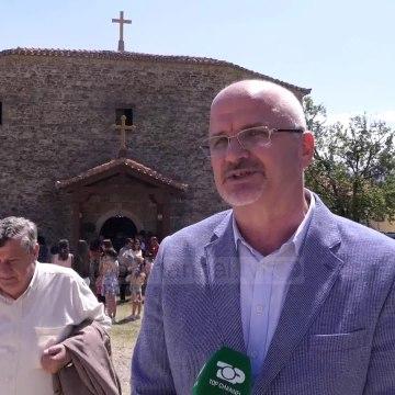 Pandemia pengon pelegrinët Elbasan, përkujtohet Shën Joan Vladimiri, mungojnë sllavët