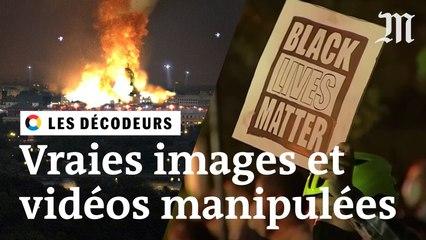 Mort de George Floyd : attention à certaines vidéos manipulées