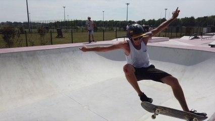Sports : un nouveau Skate park à Grande-Synthe - 04 Juin 2020