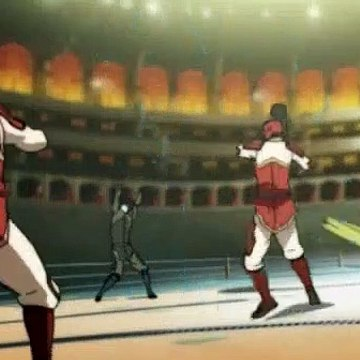 The Legend of Korra S01E06 And the Winner Is