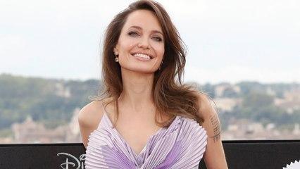 10 cosas que no sabías de Angelina Jolie