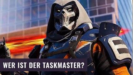 Wer ist der Taskmaster? Alles zum neuen Black Widow-Schurken!