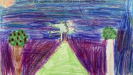LN-Fuegita la soltera- Candide Azema A-CE2B