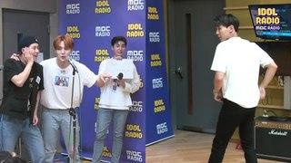 [IDOL RADIO] MONSTA X Girl group dance quiz 20200604