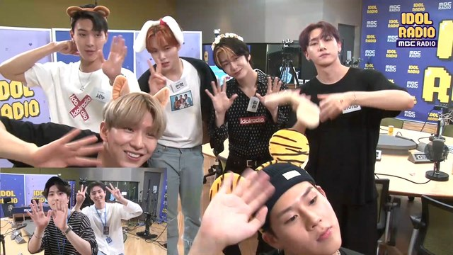 [IDOL RADIO] ​​​MONSTA X 'Stand Up' 20200604