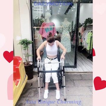 Asia Paraplegic in Everyday Life: Fashion store