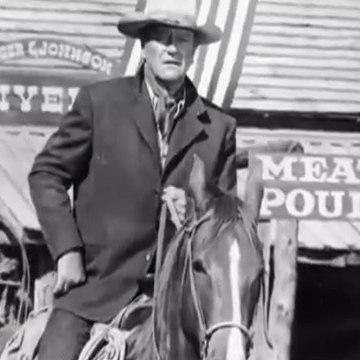 John Wayne He's America