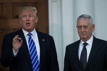 Ex-Defense Secretary Jim Mattis Calls Trump a Constitutional Threat