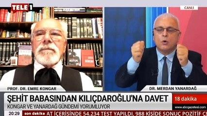Dr. Merdan Yanardağ: Şehit babasını tenzih ediyorum. Çubuk köylüleri havanın değiştiğini gördü, Kılıçdaroğlu'nu ziyaret etti