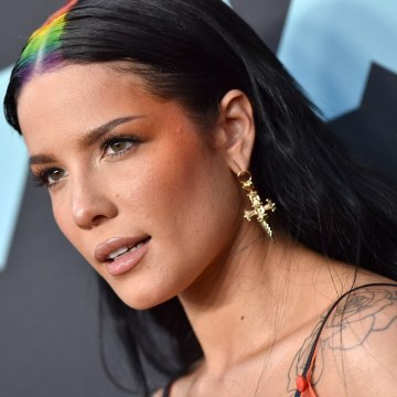 """Halsey spoke out about her privilege as a """"white-passing"""" biracial woman"""