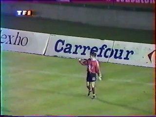 22/01/94 : Bruno Roux (29') : Lille - Rennes (1-2) Coupe de France 32ème