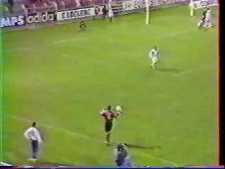 05/02/94 : Jean-Luc Ribar (51') : Rennes - Dunkerque (1-1)