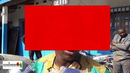 Lutte contre criminalité à Conakry : un présumé gang hors d'état de nuire
