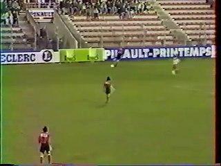 11/02/94 : Jean-Luc Ribar (56') : Rennes - Valenciennes (1-1)