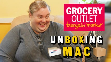 UnBoxing Mac 34: Our Family Retake and Grocery Outlet Macs