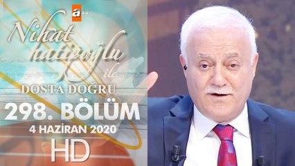 Nihat Hatipoğlu Dosta Doğru - 29 Mayıs 2020