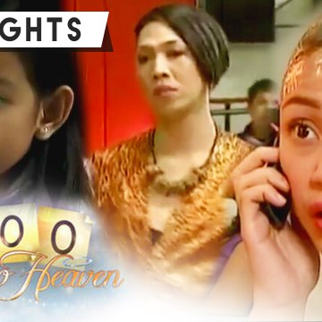 Sophia finds August | 100 Days To Heaven