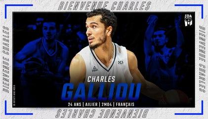 Première rencontre avec Charles Galliou