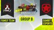 Dota2 - Gambit Esports vs. Family Team - Game 2 - ESL One Birmingham 2020 - Group B - EUCIS