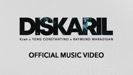 KJah x Yeng Constantino x Raymund Marasigan - Diskaril (Official Lyric Video)