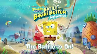 SpongeBob SquarePants: Battle for Bikini Bottom Rehydrated -Tráiler multijugador