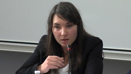 « Les modes de scrutin et la démocratie locale », Laure Ragimbeau, Doctorante, CREAM, @IMH- Journée décentralisée de l'AFDC - Représentation et gouvernement, quels modèles électoraux ?