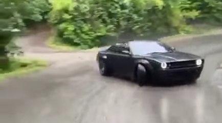 VÍDEO: DRIFT bestial con un Nissan SX con el Rocket Bunny Boss Aero