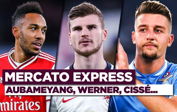 Mercato Express : Werner plus Blue que Red !