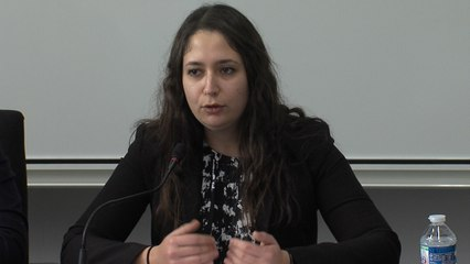 « Les modes de scrutin et la structuration de la représentation nationale », Zakia Mestari, doctorante IMH, @IMH - Journée décentralisée de l'AFDC - Représentation et gouvernement, quels modèles électoraux ?