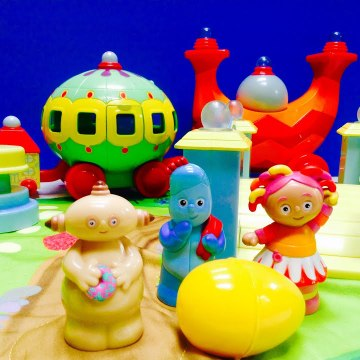 In The  Night Garden Easter Egg Surprise with Iggle Piggle Toy-