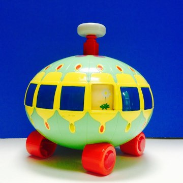 In The Night Garden See and Spin Toy