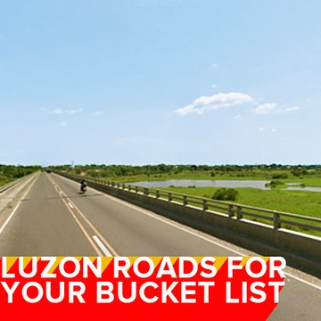 Scenic Roads in Luzon, Philippines for Road Trips