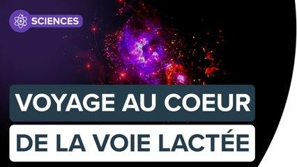 Visitez le trou noir supermassif au cœur de la Voie lactée en réalité virtuelle | Futura