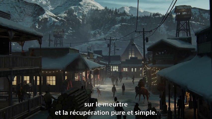 The Last of Us Part II - Au cœur du monde