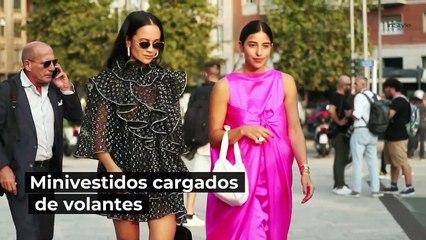 TODOS los vestidos cortos de moda del verano 2020 están en Zara, Mango y H&M