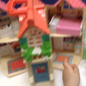 Fisher-price Sweet Pink Dollhouse